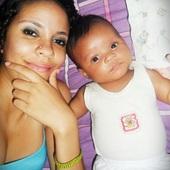 Minha princesa, minha vida , meu amor ... Aysha Victória te amo filha !