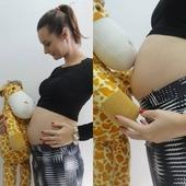 As maravilhas de ser mãe pela primeira vez, os desafios de uma nova jornada que apenas se inicia.