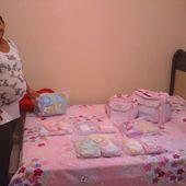 39 semanas, as malas da Maria Luiza já estão prontas agora só esperar o momento que Deus preparou pra conhecermos nossa bênção!!