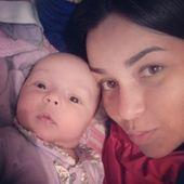 MINHA RIQUEZA, TE AMO FILHA ... VAI COMPLETAR 2 MESES DIA 10/08 ;)