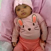 Maria Luiza, dia 14/9 fará 3 meses de vida, presente que Papai do Céu mandou!!
