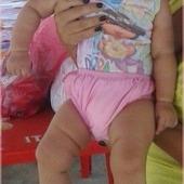 MEU MAIOR AMOOOOOOOR, FILHA MAMÃE AMA - #ANACLARA #6MESES