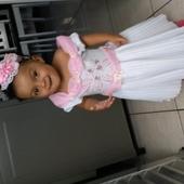 Minha princesa completou um ano de vida dia 14/06