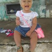 Minha Maria Bonita ♥ Amooo!!!!!!! #AnaClara01aninhoe06dias