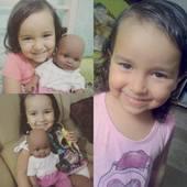 Minha Princesa 2 anos e meio 🍭💕😘