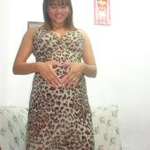 Muito está grávida.